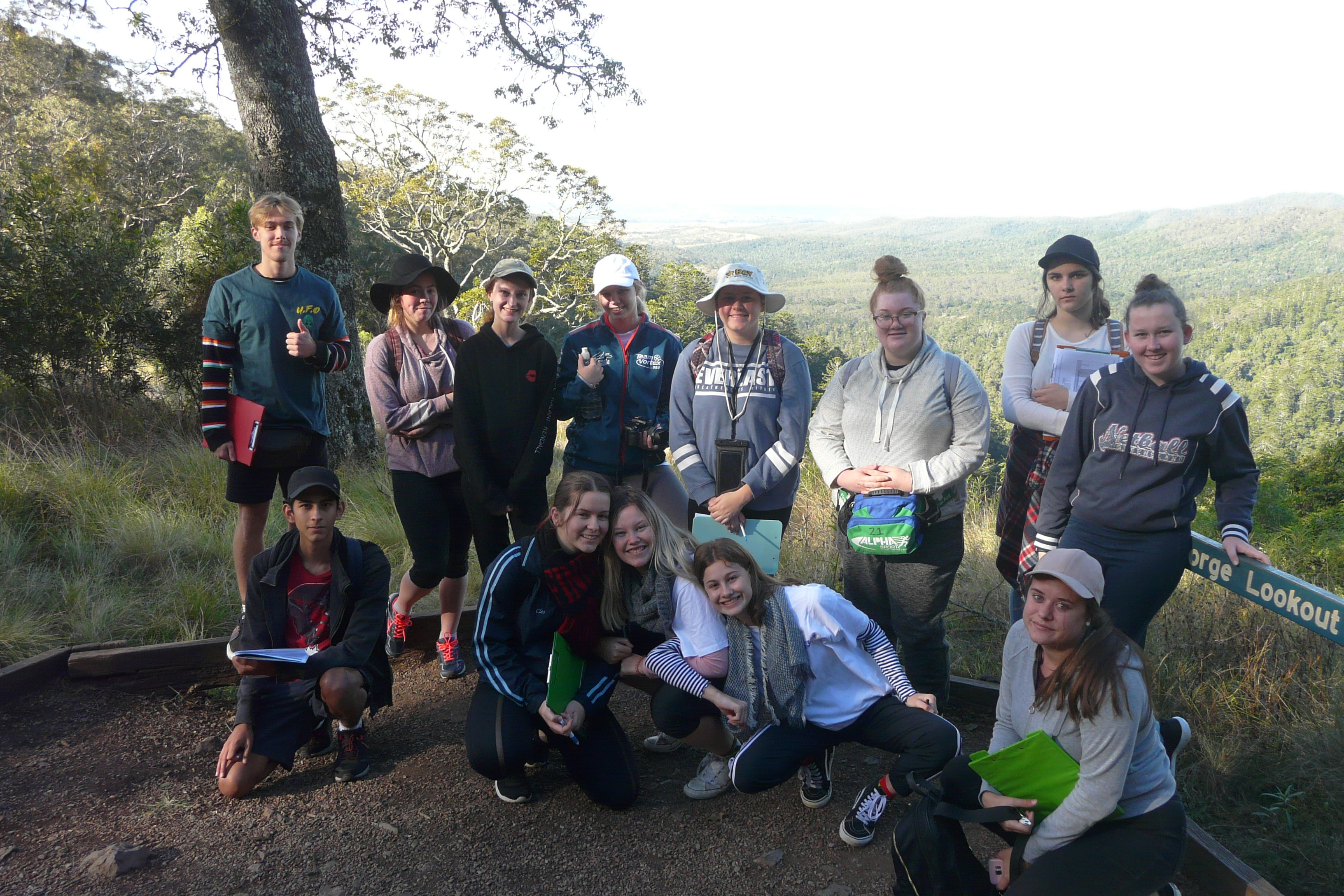Year 12 Geography Camp