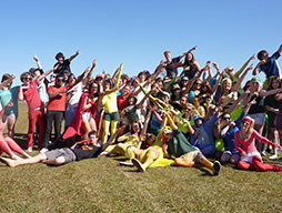 Athletics Carnival 2012